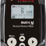 RadEye™ NL Personal Highly Sensitive Neutron Radiation Detectors