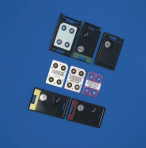 Multi-Element TLD Card Dosimeters